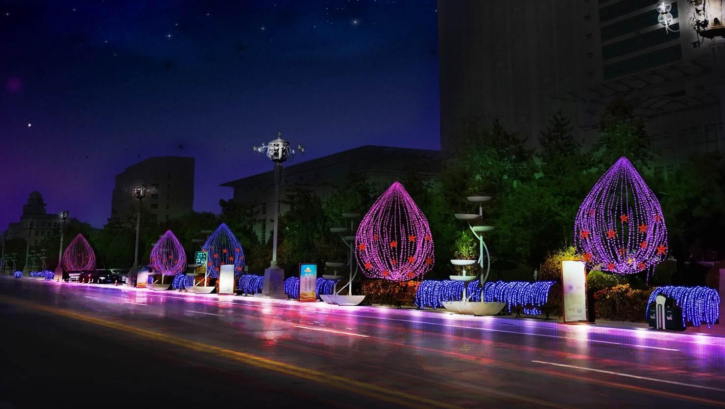 城市亮化设计